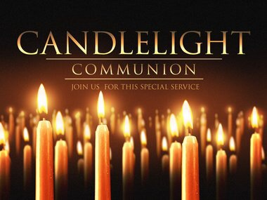 Candlelight Communion
